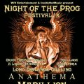 Nieuwe namen Night Of The Prog
